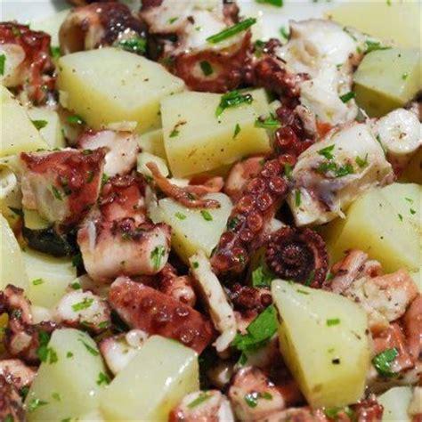 insalata di polpo patate e sedano insalata tiepida di polpo e patate insalata tiepida di