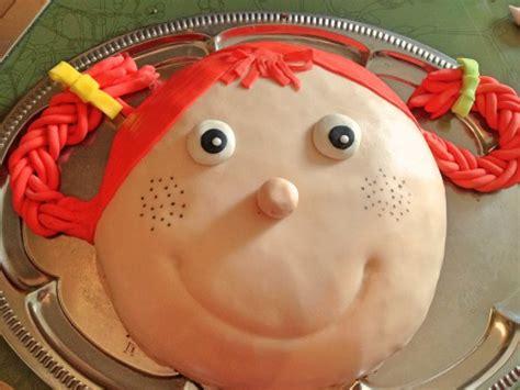 pippi langstrumpf kuchen pippi langstrumpf torte mit schokof 252 llung feinkostpunks de