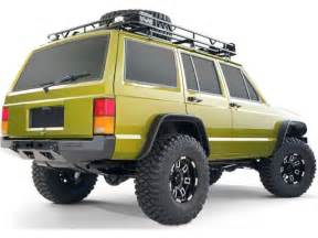 jeep xj bushwacker flat flare set