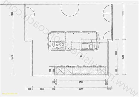 profondeur standard plan de travail cuisine charmant largeur plan de travail cuisine photos de