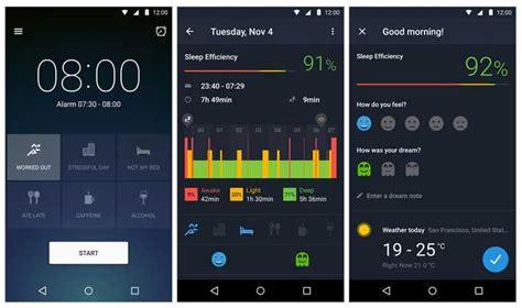 sleep better app 10 amazing apps to help you sleep better the wondrous
