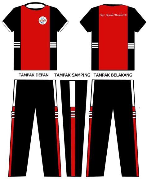 Seragam Olahraga seragam batik sekolah dan umum seragam sekolah olahraga