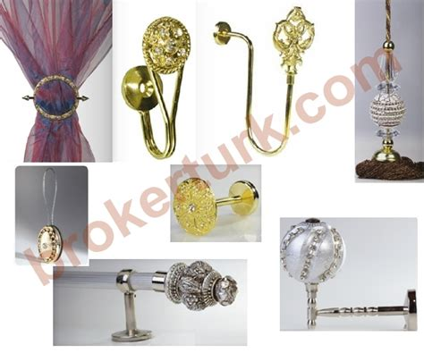 curtain accessories online furnishings curtain broker turk turkish export import