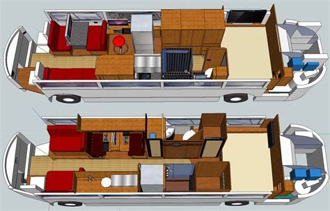 interior layout are interior is in high gear the creative cruiser