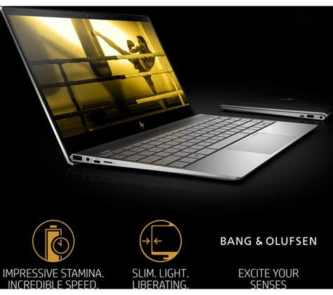 Hp Envy Laptop 13 Ad004tx Silver hp envy 13 ad060na 13 3 quot touchscreen laptop silver