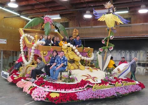 theme of rose parade 2016 kiwanis 2015 float