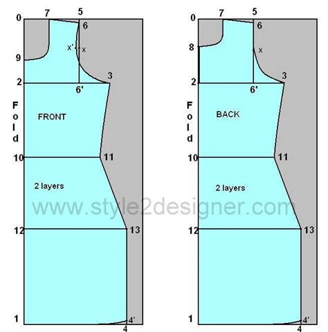 kurta pattern drafting straight kameez cutting sewing tutorial style2designer