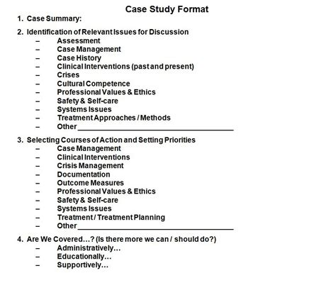 this case study format is a companion document to tracking