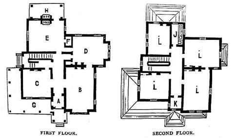 haunted house layout plans haunted house design pictures from haunted victorian styles 1873
