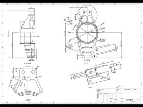 solidworks sketch pattern under defined solidworks drawings tutorial youtube