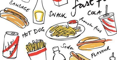 Fast Food Wallpaper   WallpaperSafari