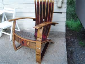 wine barrel chair plans woodwork wine barrel adirondack chair plans free pdf plans