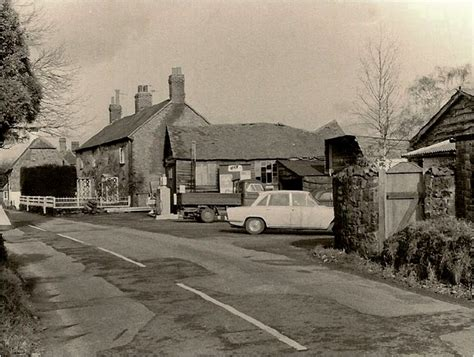 1960s Garage by Lodsworth Garage With The Morley Wheelwrights Shop
