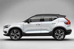 Volvo Xc40 Volvo Xc40 Revealed All New Baby Crossover Is Go For 2018