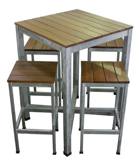 square high top table furniture narrow square high top outdoor table with four