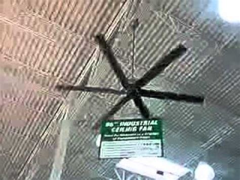 cost to add a ceiling fan 96 quot aluminum industrial ceiling fan cost 799