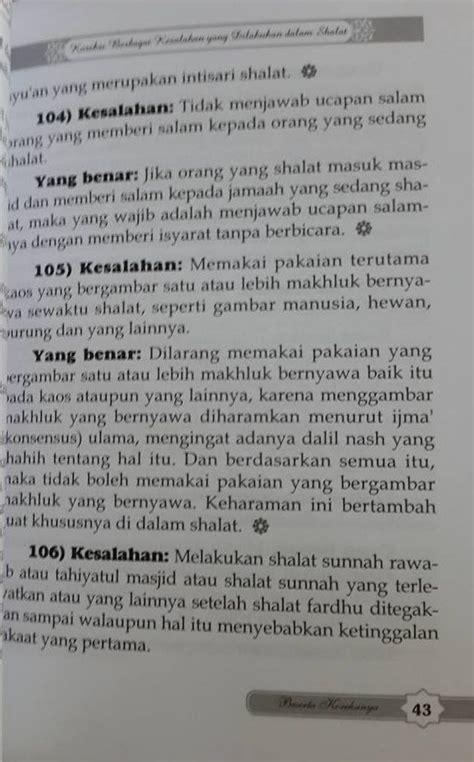 Buku Buku 221 Kesalahan Dalam Shalat Beserta Koreksinya Darul Haq buku 221 kesalahan dalam shalat toko muslim title