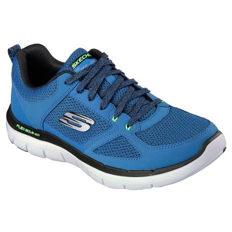athletics shoes skechers flex advantage 2 0 mens athletic shoes