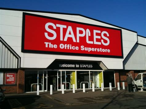 Office Depot Locations Uk Will Staples Sell Its European Stores