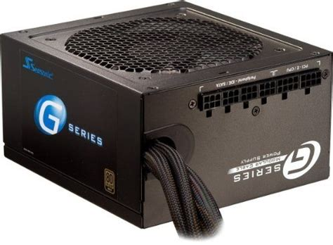 Seasonic S12g 550 550w 80 Gold Certified Retail Box 1 build a gaming pc in 2017 the complete guide updated