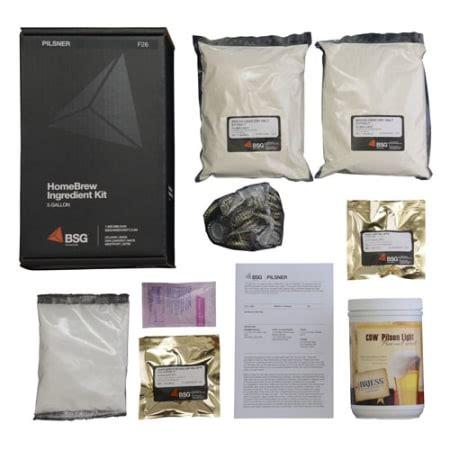 Bsg Handcraft - pilsner bsg select ingredient kit f26