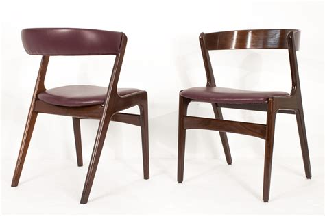6 dining room chairs kai kristiansen dining room chairs 6 midmod decor