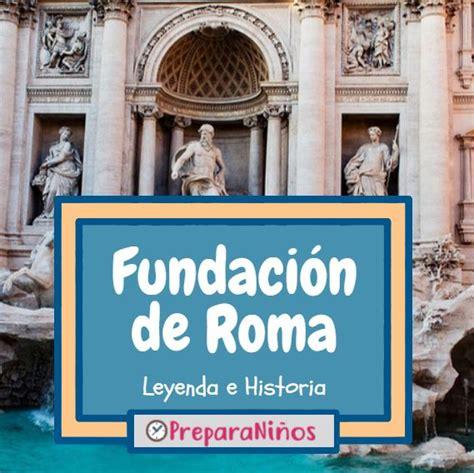 historia de roma ensayo historia 8497593154 fundaci 243 n de la antigua roma leyenda mito e historia