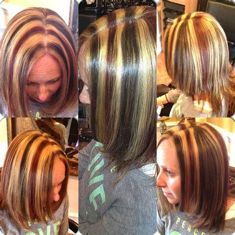 colored highlights 3 colored highlights colorangel5 hotmail hair