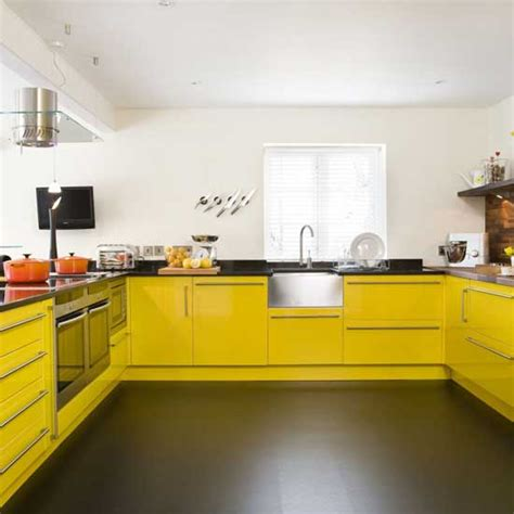 yellow kitchen designs yellow kitchen design interior exterior home designs