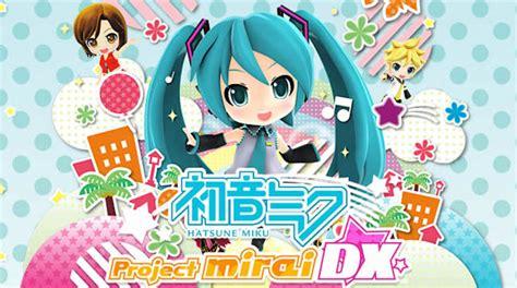 Murah 3ds Hatsune Miku Project Mirai Dx hatsune miku project mirai dx gamecloud australia