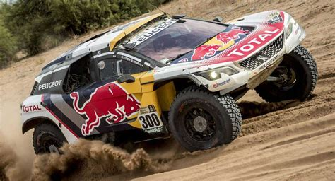 peugeot dakar peugeot positively dominated the 2017 dakar rally with 1 2