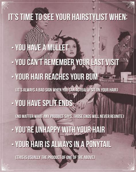 Funny Hairdresser Memes - 176 best hairdresser humor images on pinterest barbers