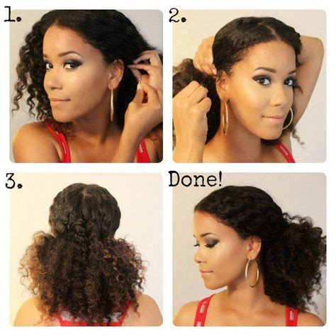 middle part bun 1000 images about hairstyle crush natural on pinterest