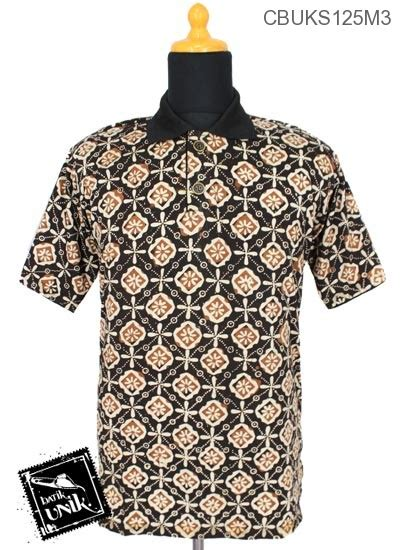 Kaos Kaos Motif kaos batik motif sogan kaos murah batikunik