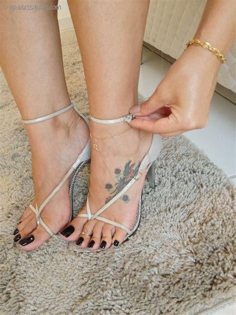goddess grazi feet rainha grazi s feet