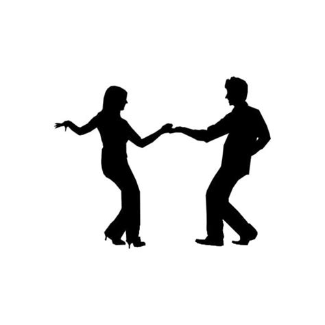 printable dance images psd detail people dancing silhouette 2 official psds