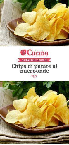 cucinare le patate al microonde chips di patate al microonde ricetta torte salate