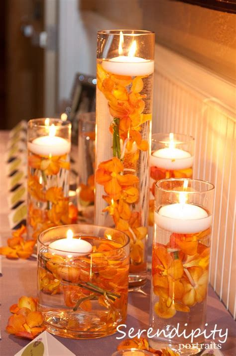 Orange Decorations by Best 25 Orange Decorations Ideas On
