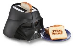 Battlestar Galactica Toaster Star Wars Darth Vader Toaster Thinkgeek