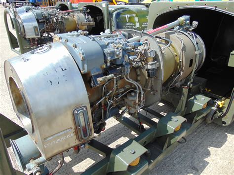 Rolls Royce Turbomeca You Are Bidding On Direct From The Uk Ministry Of Defence