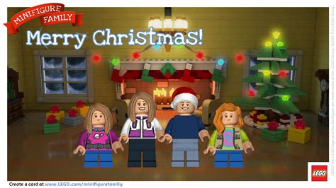 printable lego christmas cards create free lego minifigure holiday cards
