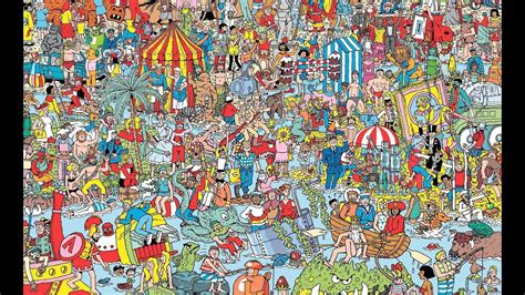 Find Walter where is waldo this is how you find him