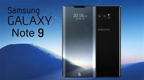 samsung galaxy note 9 might support 5g connectivity news4c