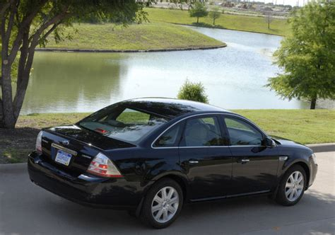 how cars work for dummies 2009 ford taurus on board diagnostic system 2009 ford taurus limited picture pic image