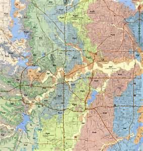 map of tarrant county geology of tarrant county