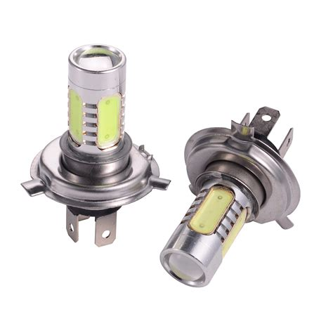 Led H3 Fog Light Bulbs H1 H8 H11 H3 H4 H7 9005 9006 Led Driving Fog Lights Bulbs Bulb Light Ls 12v Ebay