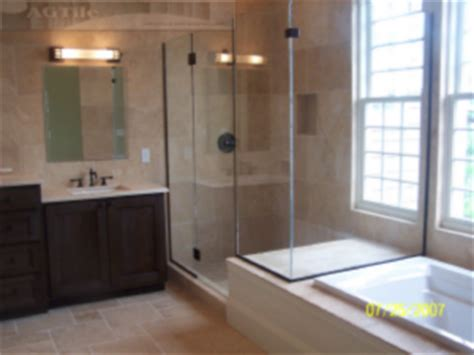 master bathroom chiseled travertine shower http travertine durable and attractive natural stone history
