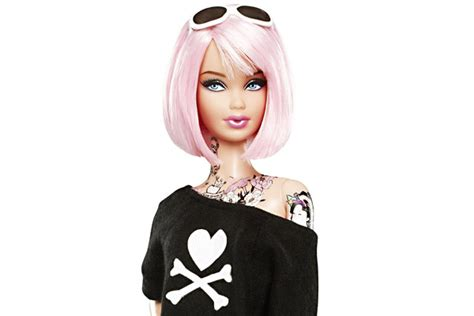 barbie with tattoos doll tattoos is new doll appropriate for