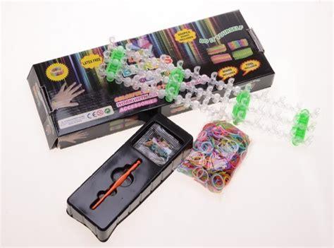Rainbow Loom Choons Design Band Diy Starter Kit diy loom bands starter kit morgenthaler s