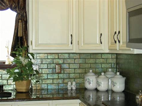 painting kitchen backsplash on the tiles ii solutions for dated tile that only require a paintbrush home magazine